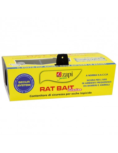 RAT BAIT STATION CONTENITORE ESCHE