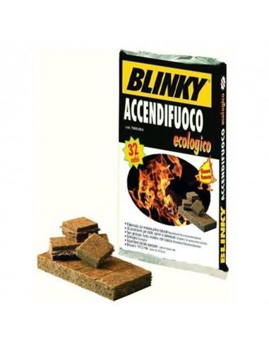 ACCENDIFUOCO BLINKY 32 CUBETTI