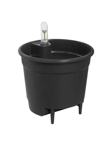SELF-WATERING INSERT LIVING BLACK