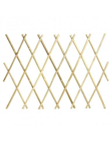 Traliccio bamboo naturale estensibile...
