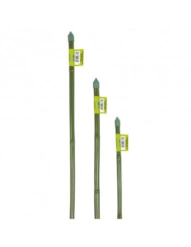 Canna bamboo plast. h   90 cm   8/10...