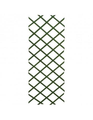 Traliccio verde estensibile in legno...