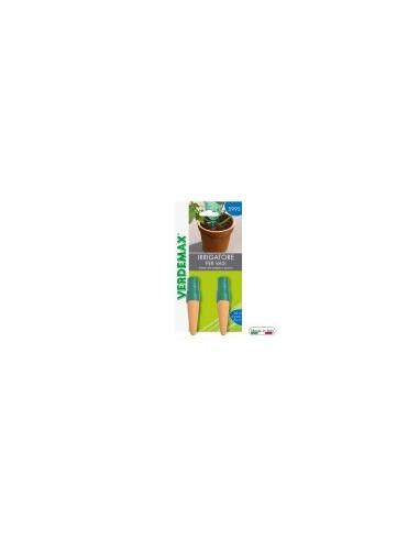 Irrigatore a carotina per bottiglie 2 pz