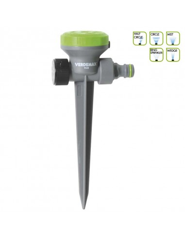 Irrigatore multifunzionale 5 getti
