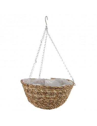 Basket in corda  cm 35