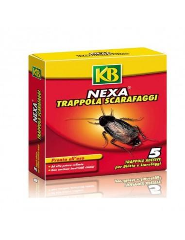 Nexa trappole per blatte e scarafaggi...