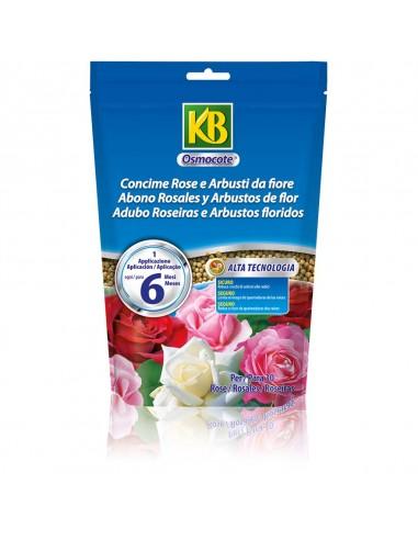 Osmocote Rose e Arbusti da fiore 750 g